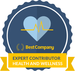 best-company-expert-contributor-health-and-wellness-badge