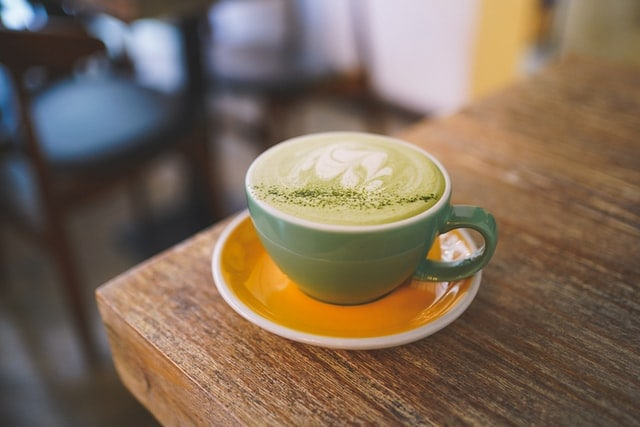 Matcha Latte Tea